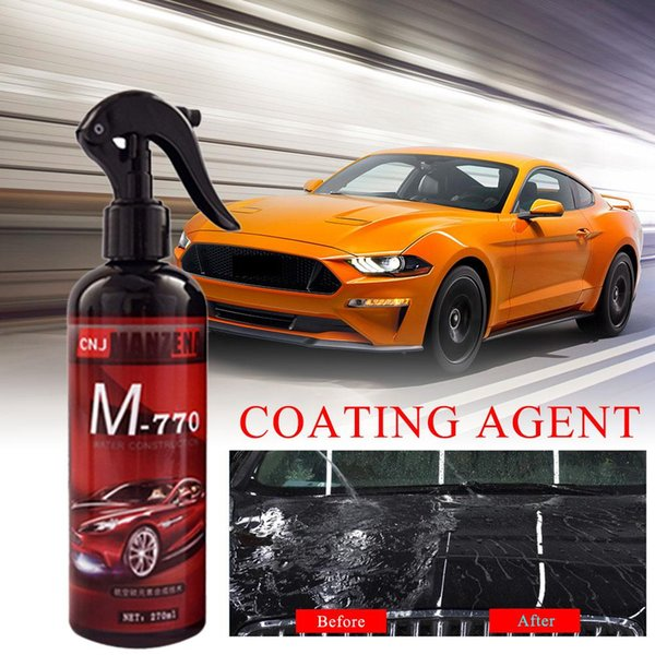 Car Paint Store >> 270ml Automotive Car Coating Agent Nano Liquid Manual Coating Wax For Various Car Paint Car Care Products Wholesale Suppliers Car Care Store From