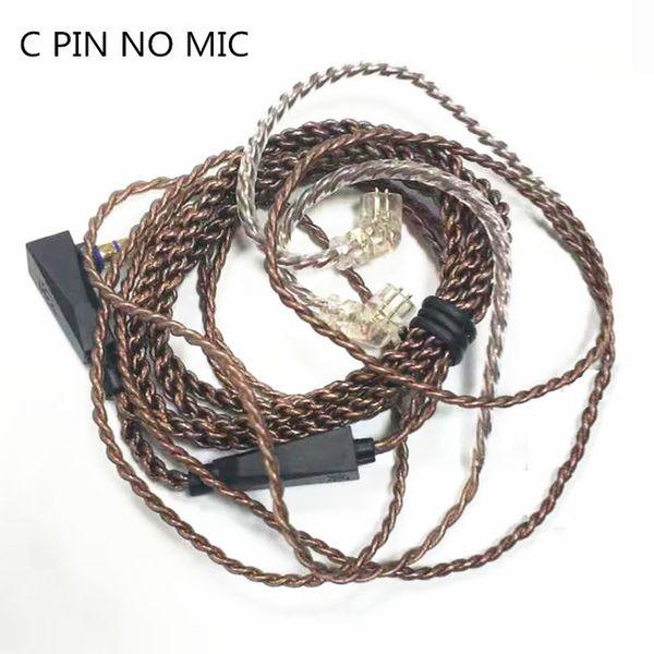 C PIN NO MIC
