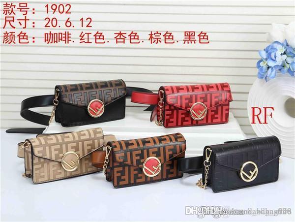 Famous Brand Women Bags PU Leather Handbags Famous Designer Brand Bags Purse Shoulder Tote Bag Wallet 1902