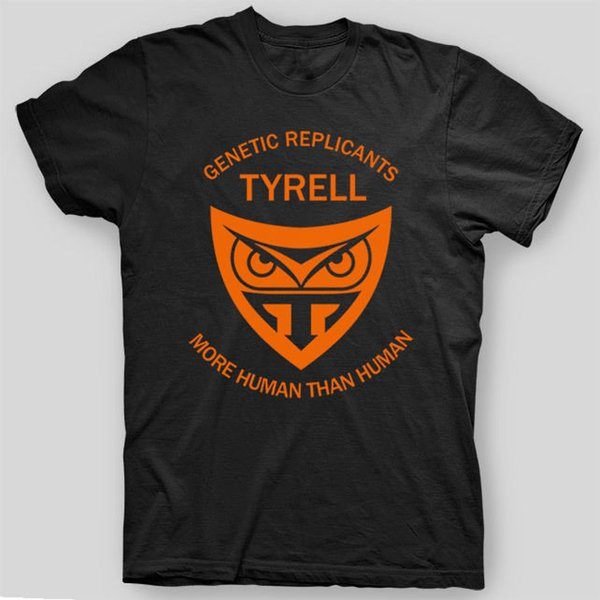Tyrell Corporation BLADE RUNNER Camiseta Ridley Trek Wars Star Sci Fi TAMAÑOS Talla S-5X discout hot hot tshirt