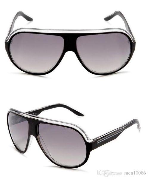 2018 Summer Hot Sale High quality Metal Fashion men women nice Sunglasses with origianal box case best eyeglasses Classic Sport jim glasses
