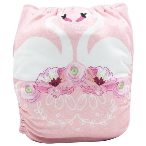 Prints Kids Training baby Swimming pant One size Diapers Baby Nappies Washable reuseable Modern Cloth Diapers trunks leakproof S19JS215