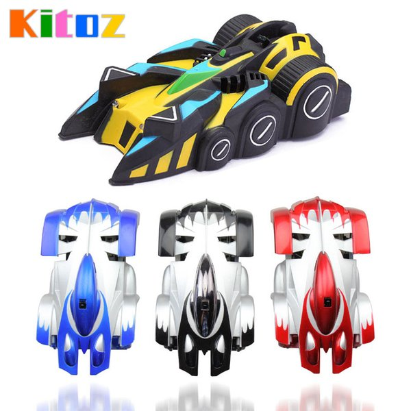 2017 New Rc Wall Climbing Car Remote Control Anti Gravity Ceiling Racing Car Electric Toy Machine Auto Gift For Children
