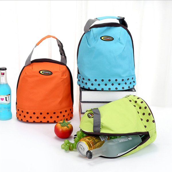 Picnic bag buckle portable insulation lunch bag student lunch box Mummy