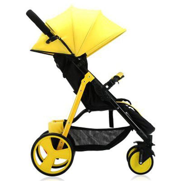 SAILIDI SLD baby cart light portable umbrella baby winter and summer hand can take a folding