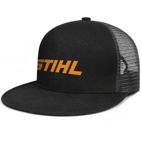Womens Mens Plain einstellbare STIHL Hip-Hop Baumwolle Baseball Hüte Eimer Sonnenhüte Military Caps Airy Mesh Hüte für Männer Frauen