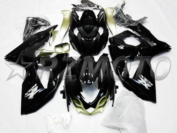 New ABS Injection Mold motorcycle fairings kit Fit for Suzuki GSXR1000 K9 2009-2016 09 10 11 16 GSX-R1000 L2 fairing kits nice glossy black
