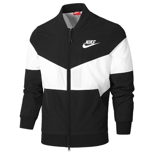 Free shipping spring thin windbreaker windbreaker men and women sportswear high quality men's sports jacket fashion zipper sweatshirt