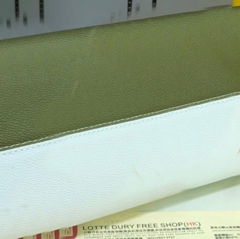 зеленовато-белое письмо