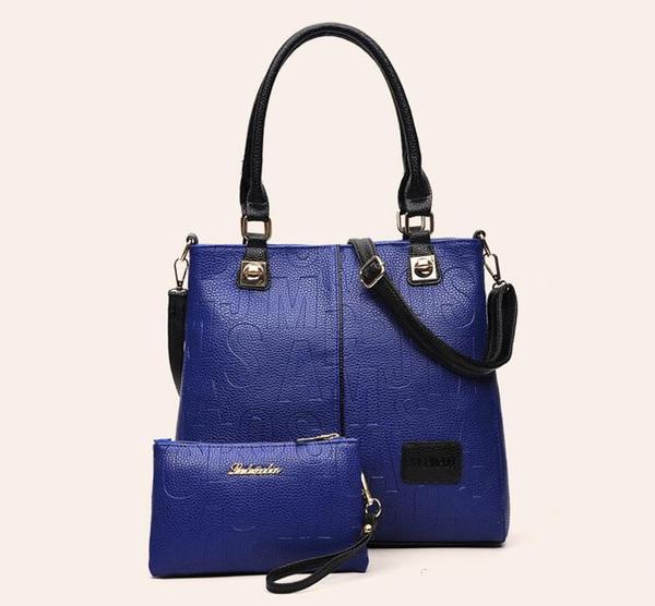 Bolso de cuero para mujer de la moda caliente Diseñador europeo bolsos Micaels Bolsos de hombro de las mujeres Bolsas de mensajero clásicas lujos bolso de mano famoso