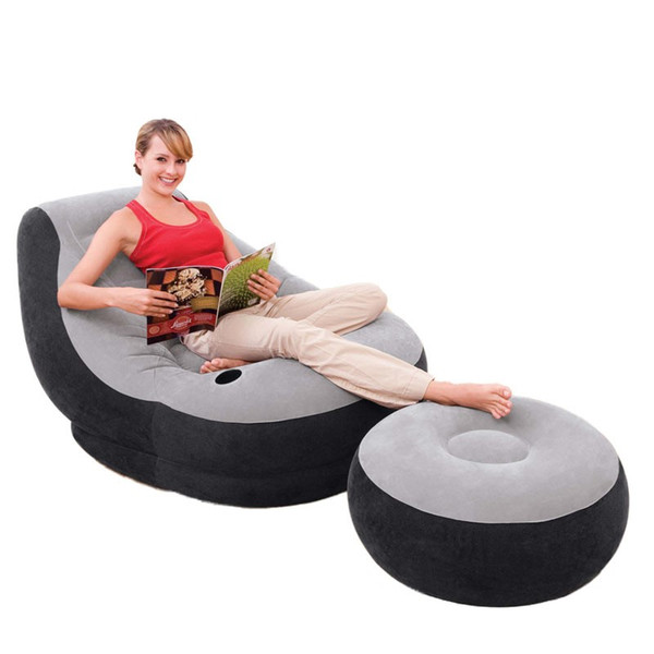 Home furniture living room furniture sofa set bean bag sofa bed inflatable chair for living room inflatable sofas