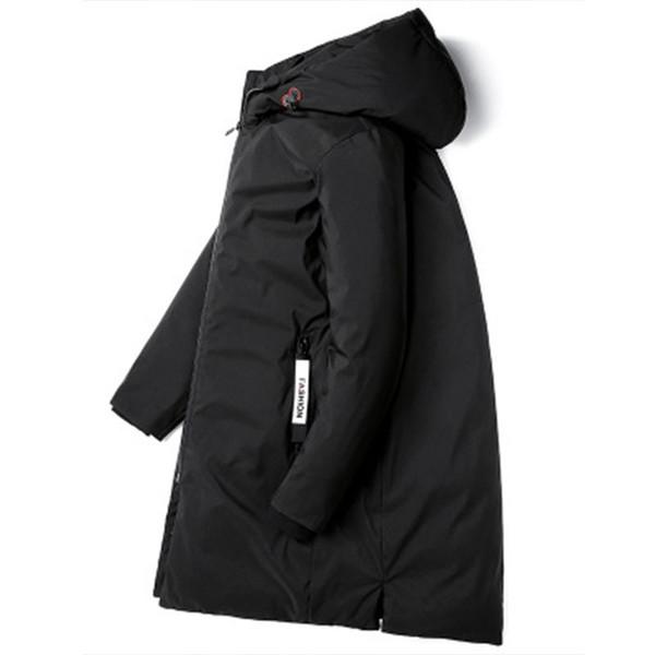 Veste d'hiver mince mince veste de coton pour hommes 2018 nouvelle coréenne costume de coton des jeunes hommes tendance GB003