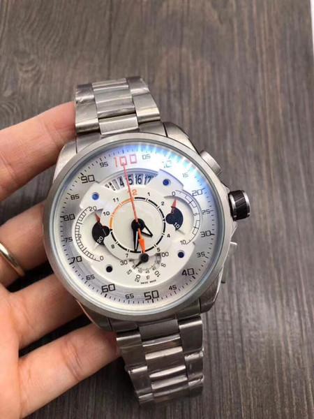Luxury watch SLS Mercedes Wristwatch sports watch high quality for man Watch Luxury waterproof big dial stopwatch chronograph