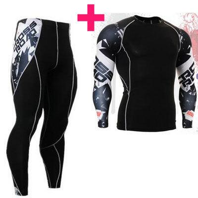 Mens Compression Shirts 3d Teen Wolf Jerseys Long Sleeve T Shirt Fitness Men Lycra Mma Crossfit T-shirts Tights Brand Clothing Q190517