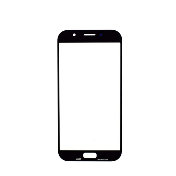 100pcs / lot Original New Replacement LCD Front Touch Screen Glass External Lens for Samsung Galaxy 2017 A7 A720 A720F High Quality