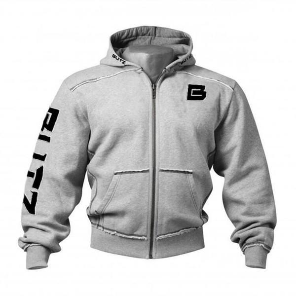 Super Warm Hoodies Sweatshirts for Men Winter Thick Fleece Men's Jackets Casual Zip up Hoody Adult Coats Top