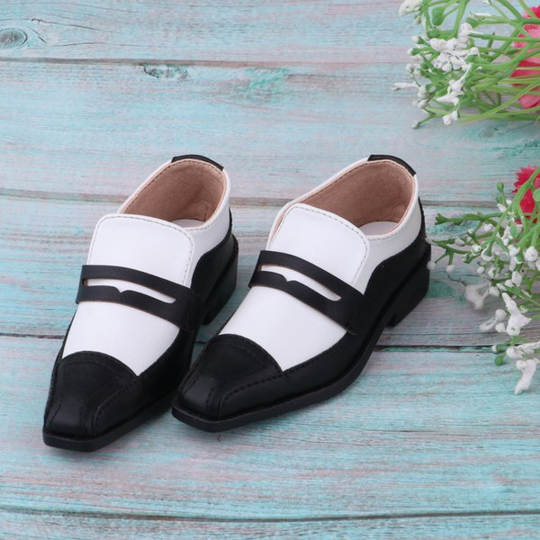 Uncle Size 70cm BJD Doll Shoes for SSDF for DOD Dollfie PU Leather Shoes Loafers Party / Business Outfit Accessories