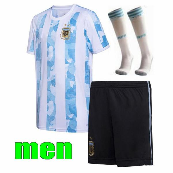 2020/21 Inicio hombres kit