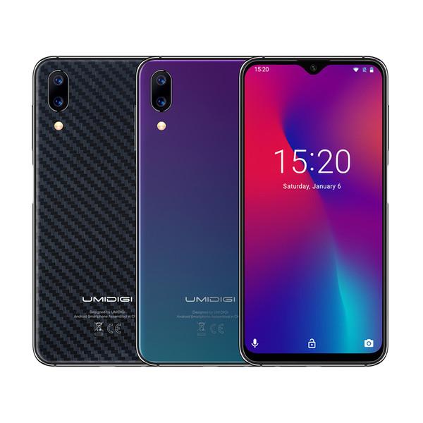 "Umidigi One Max 4G RAM 128GB ROM 6.3""Mobile Phone Helio P23 Octa Core Android 8.1 12MP+5MP Dual Cam Unlock Fingerpringt ID Wireless Charge N"