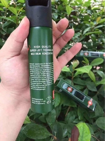 2019 new 60lm Maximum Strength Protector Pepper Spray Best Self Defense & Personal Protection