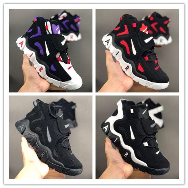2019 Скотти Пиппен быстротемповая 6 цветов Мужчины Баскетбол обувь Все Черный Белый Классические спортивные Спортивная обувь кроссовки Размер 7-12