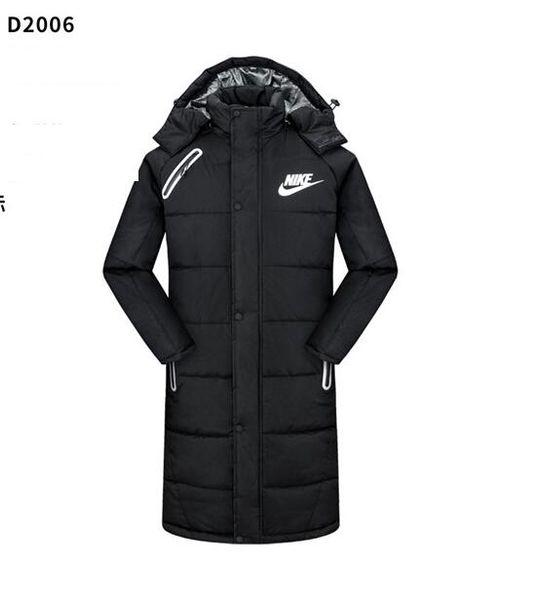 2019 Warm Manteau Pelz Kapuze dicken Winter NKIE Männer Gans-unten Jacke für Kanada Männlich Chaquetas Overcoat Man Outwear Parka