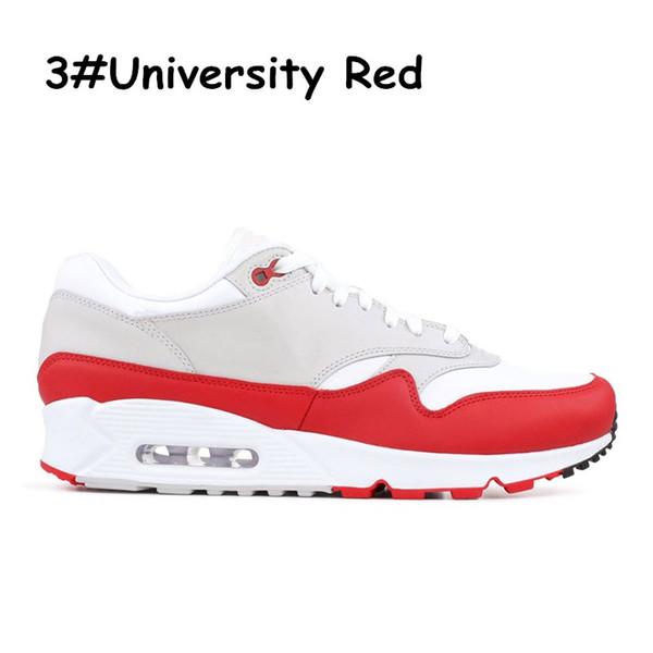 3 University Red