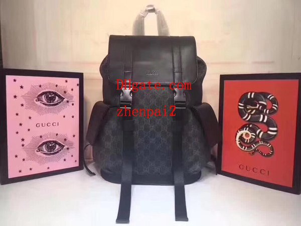 2019 brand fashion bags Embossing waterproof genuine leather backpack handbags purses school shouder bag High quality handbags CDE-12