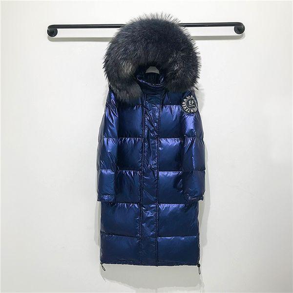 Blue Coat серый мех
