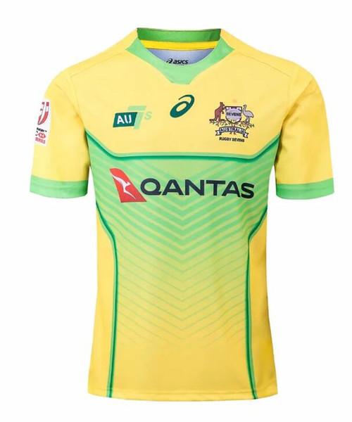 Maglia da calcio nazionale all'ingrosso e al dettaglio NRL 2019-2020 Sigaretta australiana per sette persone taglia S- 3xL Ordine ibrido