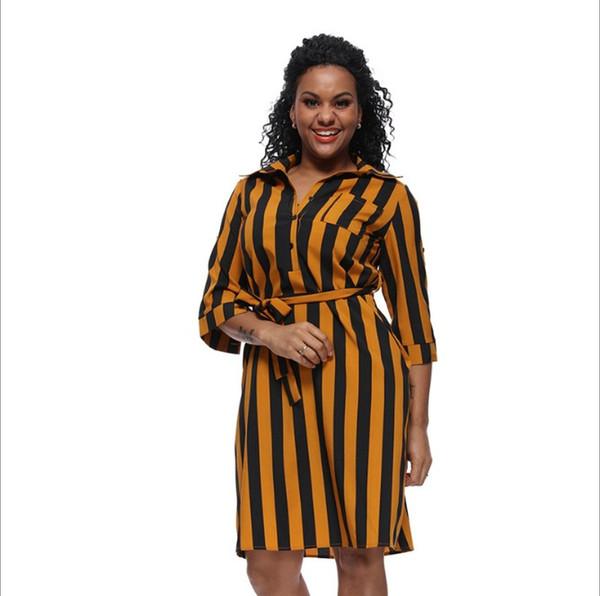 Летние женские платья большой размер горячие продажи Европейский и американский стиль Половина рукава Азиатский размер S-XL