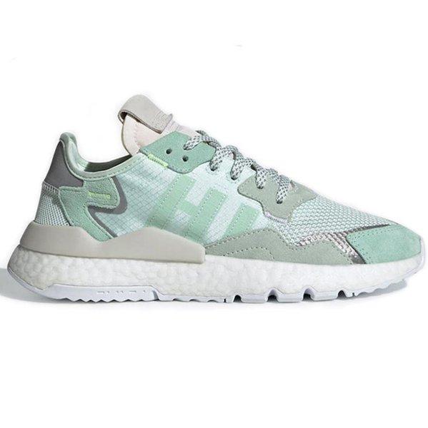Top preto triplo Todos Branco designer de luxo tênis Ultra Nite Jogger 3 M Reflexivo Unisex sapatos de alta qualidade respirável casual shoes36-45