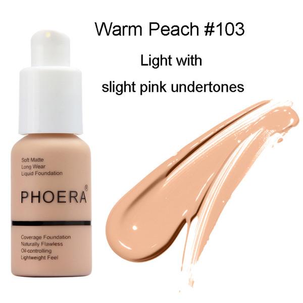 103 # Warm Peach