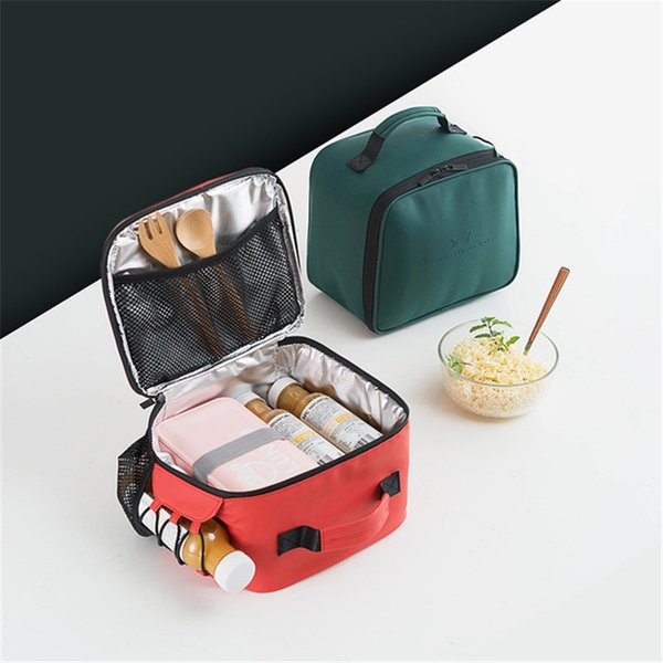 Multifunction Picnic Bags Insulated Tote Cooler Bag Picnic Basket Morden Storage Bag Thermal Container For Outdoor Camping