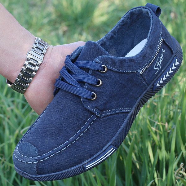 Hommes Chaussures Hot Mode Homme Denim Acheter Casual WdxoQCrBe