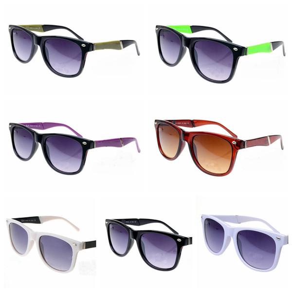 2018 Excellent Quality 627 Ray Aviator Sunglasses Bans Frame Glass Lenses Brand Designer Sunglasses for Man Women