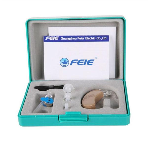 Prix entier Chine Medico Fournitures BTE Haute Puissance Prothèses Auditives Pour Personnes Âgées Écouteur Aide À La Surdité S-9C