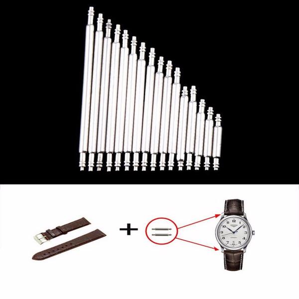 OUTAD Profesional 360 unids 8-25mm Correa de reloj Correa Correas de enlace Pasadores Eliminar Reparación Relojero Herramientas de reparación de relojes