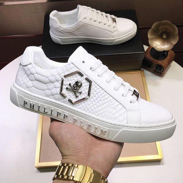 Herrenschuhe Chaussures de sport pour hommes Luxus Cool Street Fashion Komfortable Schnürschuhe Atmungsaktive Mode Turnschuhe Wohnungen Plateauschuhe