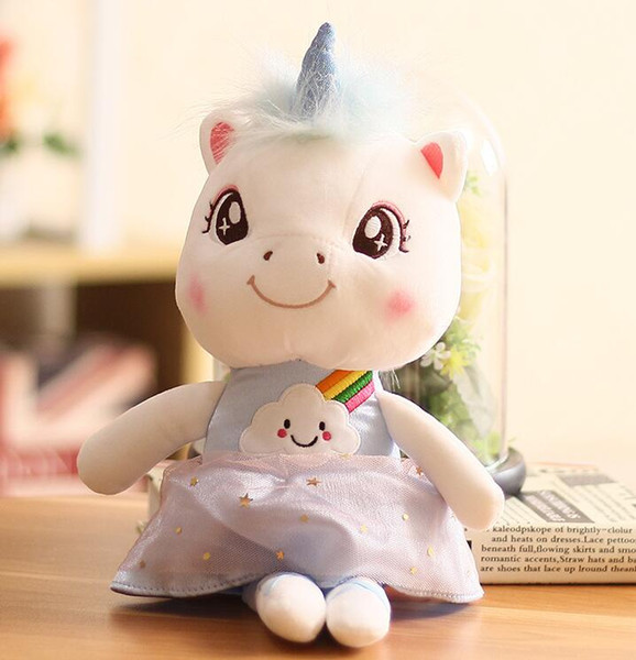 Creative unicorn hair toy girl doll adorable lovely doll girl heart boutique birthday gift wholesale super cute 01