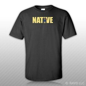 Camiseta nativa de Nueva Jersey Camiseta orgullo NJ