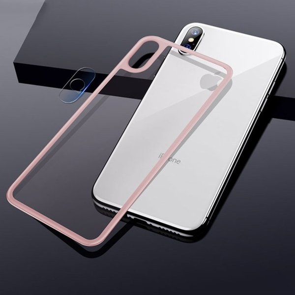 Color: Rosa Material: para iPhone X