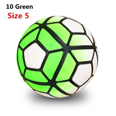 10 Green size 5