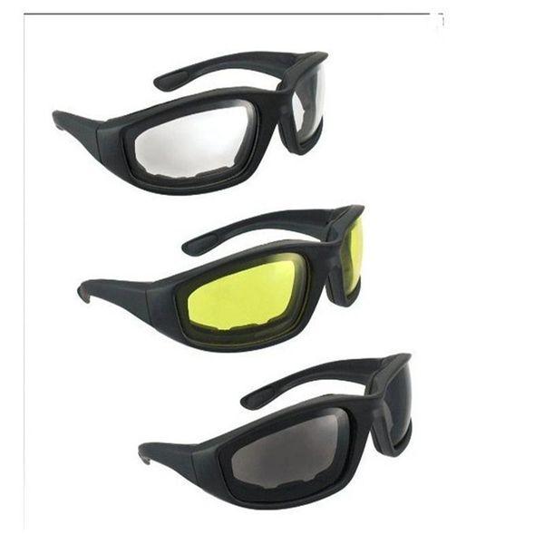 Movimento ao ar livre Anti UV Óculos De Sol À Prova de Vento Não Antiderrapante Óculos de Equitação Respirável Masculino Eyewear Cor Pura Venda Quente 5ls I1