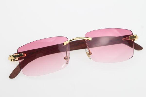 Gold Pink Lens