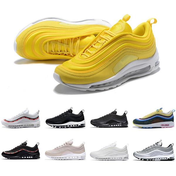 Nike Damen W Air Max 97 PRM Laufschuhe: : Schuhe