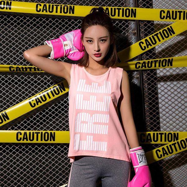 Yoga Top Sport T Shirt Women Quick Dry Fitness Clothing Yoga Shirt Sports Jerseys Gym Running Boxing Tank Tops