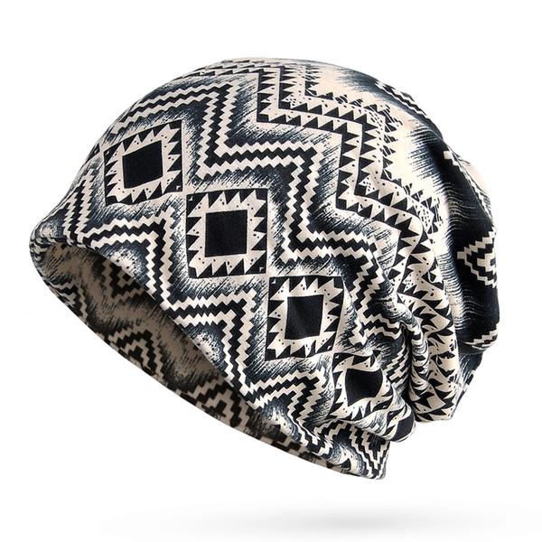 Autumn Thin Gorros Summer Winter Hats For Men Women Modal Skullies Beanies Turban Hat Female Male Cap Bonnet Chapeu Masculino