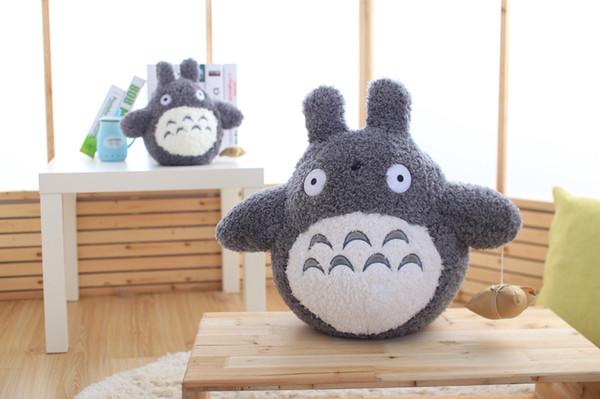 10pcs 20cm japonais Cartoon Belle style peluche Totoro Jouets en peluche Baby Doll personnage mignon de film Enfants Anniversaire Kawaii Cadeau