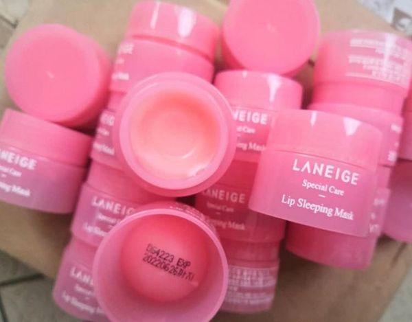 best selling Laneige Special Care Lip Sleeping Mask Lip Balm Lipstick Moisturizing Lip Care Cosmetic